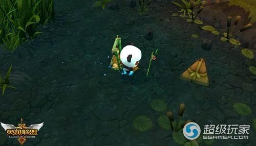 英雄联盟提莫蘑菇图片展示